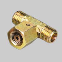 BD METRIC FEMALE 24°/METRIC MALE 24°Heavy Type steel tube fittings seller factory