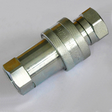 ISO7241-A S1-SS CLOSE TYPE Hydraulic quick release coupling (Stainless Steel)